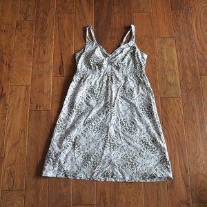 Aventura 100% Organic Cotton Strappy Dress Size L